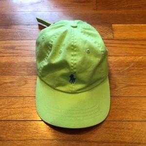 Polo Ralph Lauren baseball / dad hat